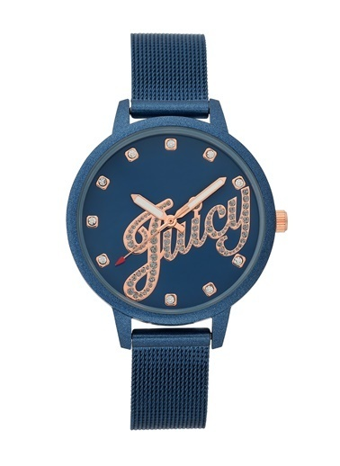 Juicy Couture Saat Lacivert